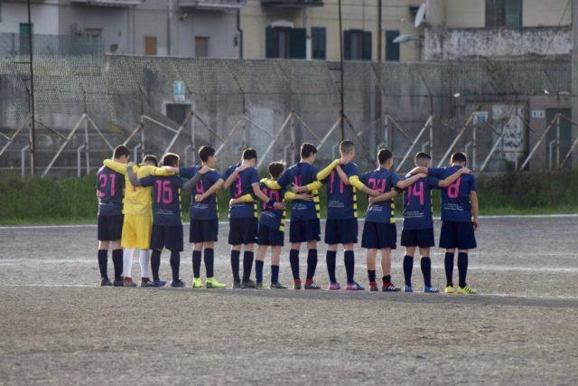Picentia Under 16 | vittoria casalinga con l'Arco Secondili
