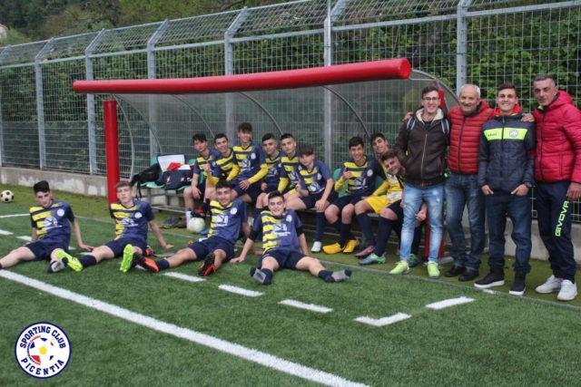 S.C. Picentia – Joga Pepito U16