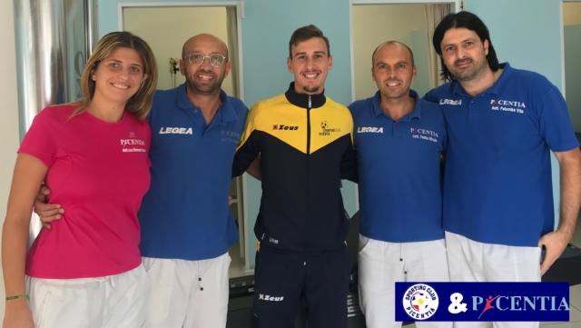 Sporting Club Picentia & Centro Fisioterapia Picentia: rinnovata la partnership per la stagione sportiva 2020/21