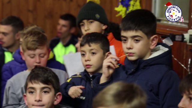 Buon Natale dall'ASD Sporting Club Picentia