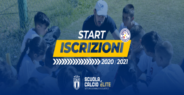 Stagione 2020/21: start martedi 1 settembre