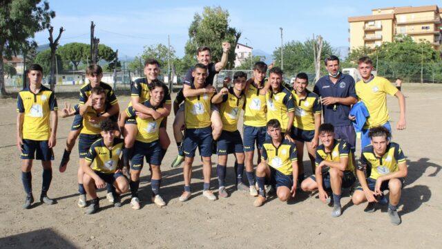 Under 17: vittoria e primato nel girone C della Coppa Campania