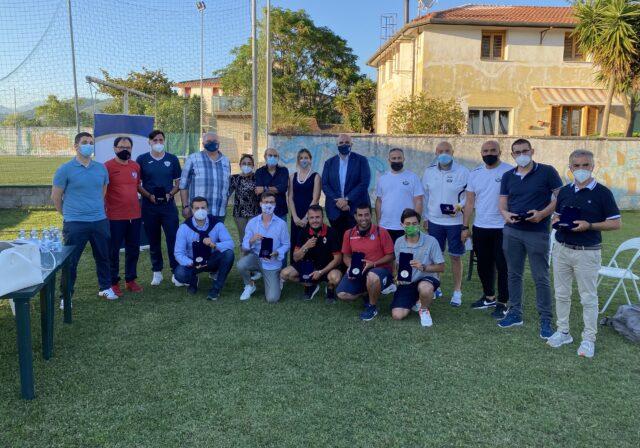 Cerimonia consegna targhe Elite stagione sportiva 2019/20